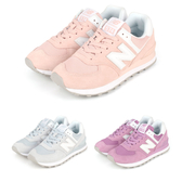 NEW BALANCE 女復古慢跑鞋(免運 574系列 麂皮 NB N字鞋≡體院≡WL574OA