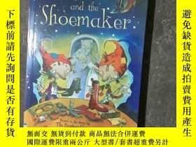 二手書博民逛書店The罕見Elves And The Shoemaker(32開繪本)Y22213
