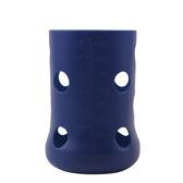 【愛的世界】Mii Organics 矽膠奶瓶保護套-藍(8oz)★Mii 嬰兒用品 限時優惠 享結帳再 9 折