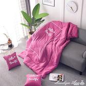 抱枕被 抱枕被子兩用純棉靠墊加厚毛毯毛絨午休全棉睡覺汽車抱枕可愛懶人 全網最低價
