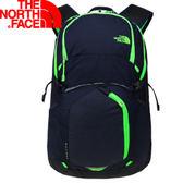 【The North Face 20L 輕量多功能背包 藍/綠】 NF00CLG6/背包/輕量背包/後背包★滿額送