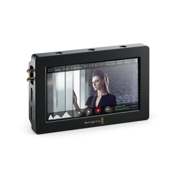 BlackMagic Design 專業 Video Assist 五吋監看錄影螢幕 【新記公司貨】