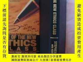 二手書博民逛書店Rise罕見of the New Ethics Class(精裝
