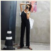 ✦Styleon✦正韓。休閒運動風彈性無袖上衣綁帶長褲套裝。韓國連線。韓國空運。0704。