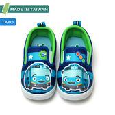 【錢豪童裝童鞋】TAYO小巴士帆布室內鞋(15~20號)