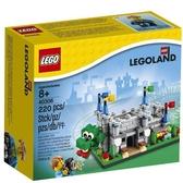 LEGO 40306 綜合系列 樂高樂園龍城堡樂高盒組