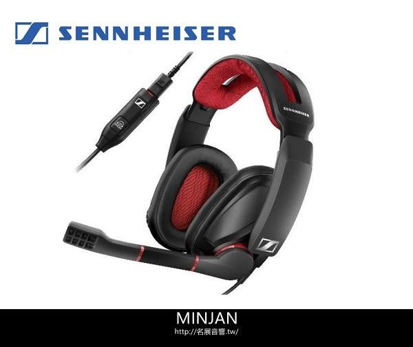 【名展音響】★SENNHEISER 森海 賽爾 GSP350 PC 電競耳機 抗噪 耳MIC 耳罩式耳機 聲海 公司貨