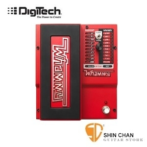 【缺貨】【音程效果器】【DigiTech Whammy 5th】【9V DC】【2-Mode Pitch-shift Effect with True Bypass】