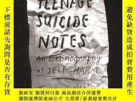 二手書博民逛書店Teenage罕見Suicide NotesY256260 Terry Williams Columbia U