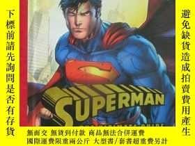 二手書博民逛書店Superman:罕見The Ultimate Guide to
