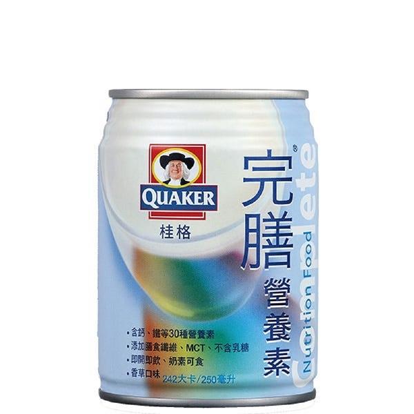 【桂格完膳】營養素-經典香草250mLx24罐/箱
