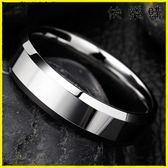 戒指  戒指男潮個性鎢金食指單身戒指尾戒尾戒