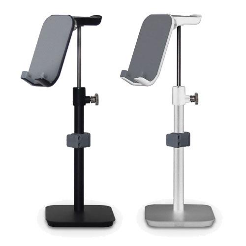 Esense 逸盛 Kavalan FSD016 鋁合金多工手機平板支架 黑色/銀色