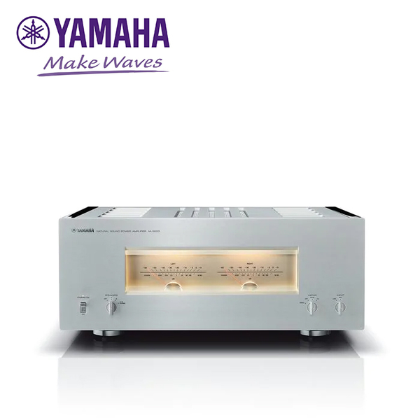 YAMAHA 山葉M-5000 後級擴大機 功率擴大機【公司貨保固】分期零利率