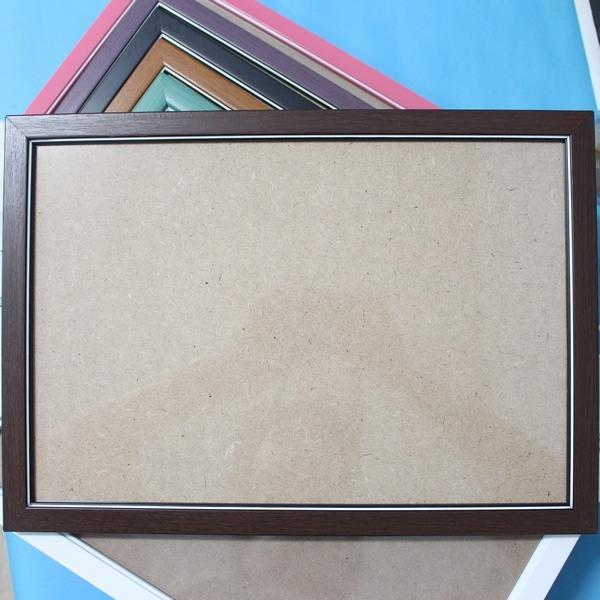 520片拼圖框 台灣製原木條/一個入{促350} 木框 相框 證書框 油畫框 38cm x 53cm
