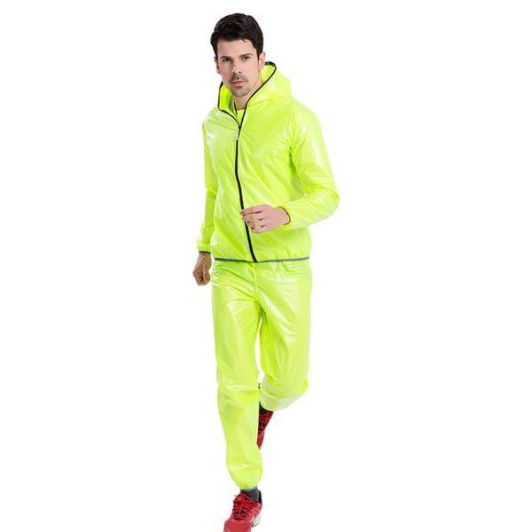 戶外雨披/雨衣分體雨衣雨褲套裝成人路亞釣魚登山徒步外套男女衣【叢林之家】
