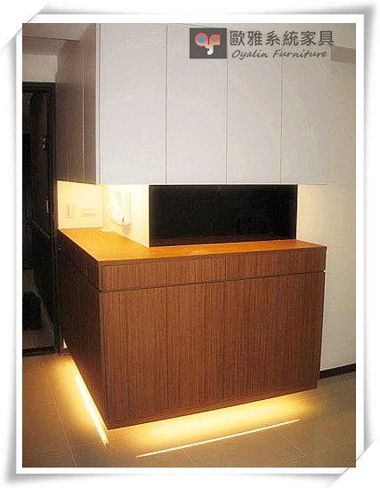 【系統家具】入口上下懸空式鞋櫃