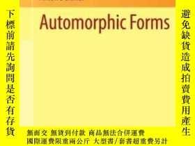 二手書博民逛書店Automorphic罕見Forms-自守形式Y436638 Anton Deitmar Springer,