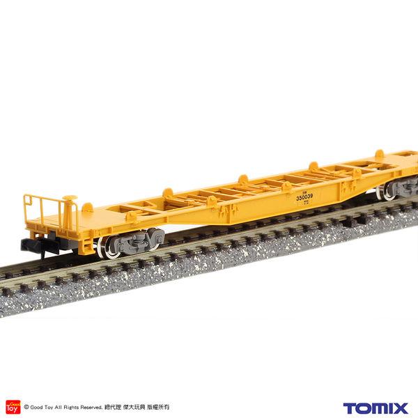 【Good Toy】TOMIX 2741 JR貨車 Koki 350000形 貨櫃板車