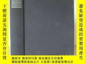 二手書博民逛書店A罕見Calendar of the Correspondenc
