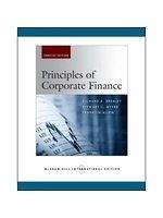 二手書博民逛書店《Principles of Corporate Finance