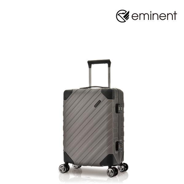 eminent【戴耶克】簡約時尚對角斜紋PC行李箱 28吋9R4