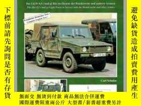 二手書博民逛書店Tankograd罕見5057.Iltis (Slight damage)-Tankograd 5057。Ilti