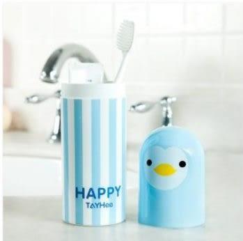 預購-旅行便攜式鴨子造型牙刷盒
