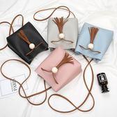 包包 新款大容量女包韓版簡約流蘇水桶包大包手提斜跨單肩包