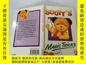 二手書博民逛書店Sooty s罕見Magic Tricks:烏蒂的魔術Y200392
