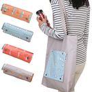 可折疊單肩購物袋/春捲包(1入) 4款可...