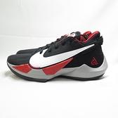 NIKE ZOOM FREAK 2 EP 男款 籃球鞋 XDR耐磨底 CK5825003 黑灰紅【iSport愛運動】