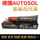 [BWS拍賣] 德國AutoSol金屬亮光膏 75ml 膏狀