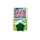 日本小林星星馬桶清潔錠120g-綠色香草
