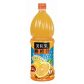 美粒果柳橙汁1250ml【愛買】