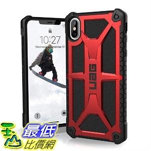 手機保護殼 URBAN ARMOR GEAR UAG iPhone Xs Max [6.5-inch Screen] Monarch Feather B07H5WTW8Y