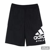 Adidas 男 ID ALOGO  SHORT 愛迪達 運動短褲- CF9562