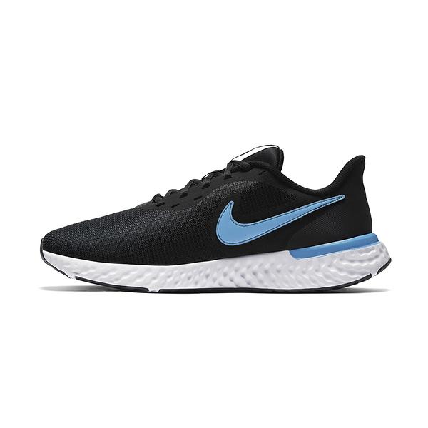 Nike Revolution 5 EXT 男鞋 黑 運動 訓練 慢跑鞋 CZ8591-004