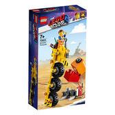 LEGO樂高 樂高玩電影2 70823 Emmet's Thricycle! 積木 玩具