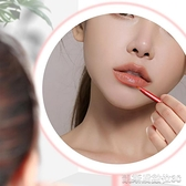口紅刷女化妝師專用唇線刷伸縮帶蓋便攜塗口紅神器唇筆唇刷 凱斯盾