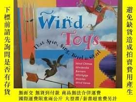 二手書博民逛書店Wind罕見Toys That Spin, Sing, Twirl & WhirlY269331 Cindy