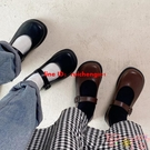 lolita制服大頭軟妹jk小皮鞋女日系可愛瑪麗珍娃娃鞋【聚可愛】