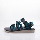 TEVA  Alp Premier 經典設計織帶涼鞋-深藍綠 1015200DPTL