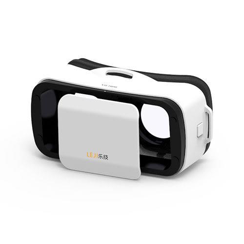 樂技 VR mini  超小型 搭配小型手機 3D虛擬實境眼鏡 3D智能數碼 頭戴式 多款顏色任選 4.5-5.5吋