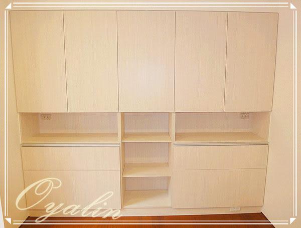 【歐雅系統家具】系統櫃 小孩房~系統床頭櫃 系統收納櫃 EGGER E1-V313防潮塑合板 系統櫃工廠