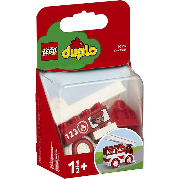 樂高積木 LEGO《 LT10917 》Duplo 得寶系列  - Fire Truck╭★ JOYBUS玩具百貨