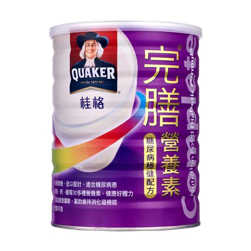 桂格完膳營養素-穩健配方900g-糖尿病適用【愛買】