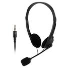 【南紡購物中心】【RONEVER】手機用頭戴式耳麥-(MOE302)