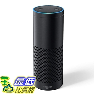 [7美國直購] 智能音箱 Certified Refurbished Echo Plus with built-in Hub – Black