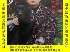 二手書博民逛書店時尚芭莎罕見雜誌 雷佳音 蔡徐坤 彩頁Y277883